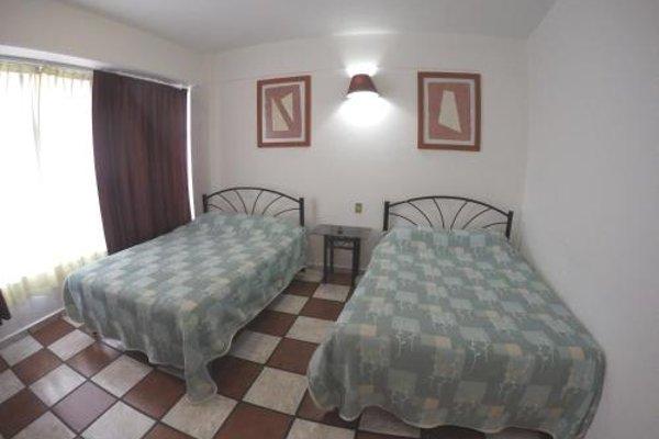 Apartamentos Hotel Avilla - фото 6