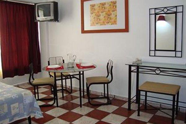 Apartamentos Hotel Avilla - фото 7