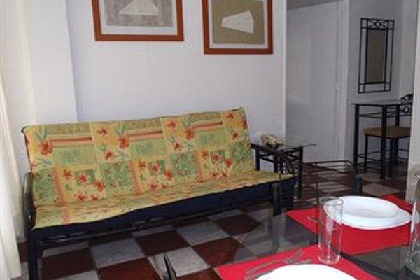 Apartamentos Hotel Avilla - фото 9