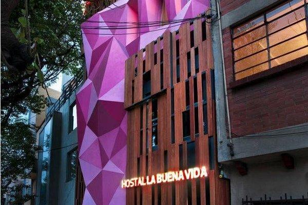 Hostal La Buena Vida - фото 22