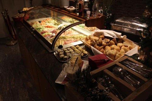 Hotel Restaurant 't Klokje - фото 14