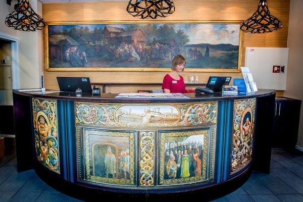 Best Western Plus Hotel Hordaheimen - фото 12