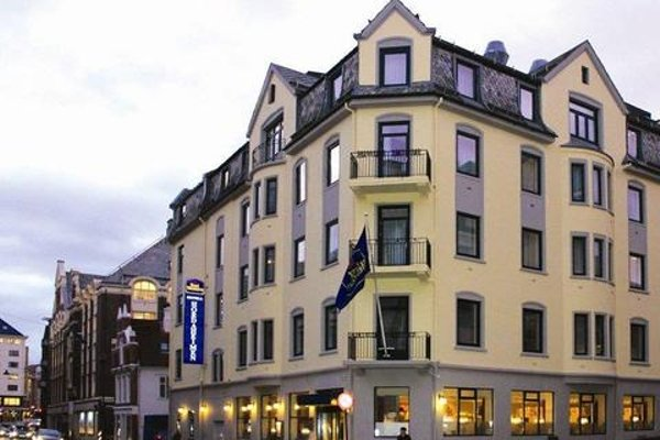 Best Western Plus Hotel Hordaheimen - фото 20