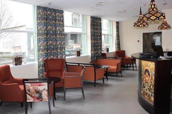 Best Western Plus Hotel Hordaheimen - фото 6