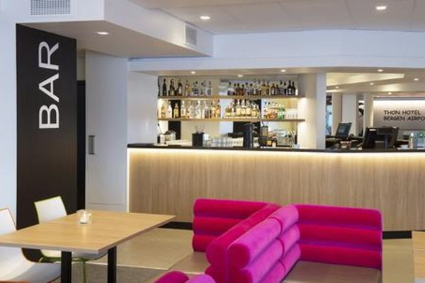Thon Hotel Bergen Airport - фото 16