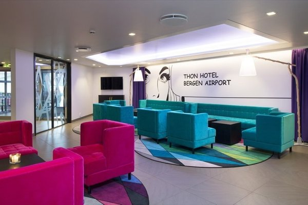 Thon Hotel Bergen Airport - фото 17