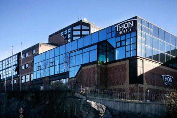 Thon Hotel Bergen Airport - фото 23