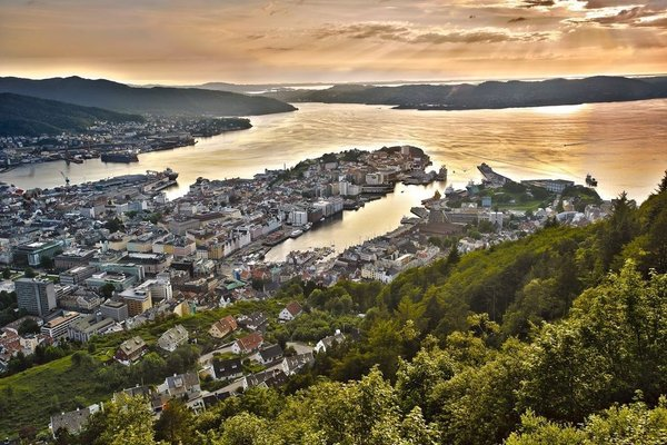 Bergen Budget Hotel - фото 15