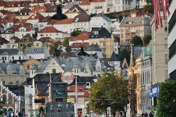 Bergen Budget Hotel - фото 22
