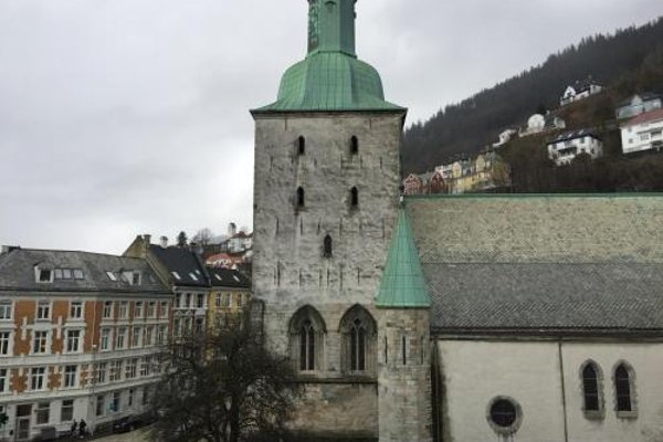 Bergen Budget Hotel - фото 23