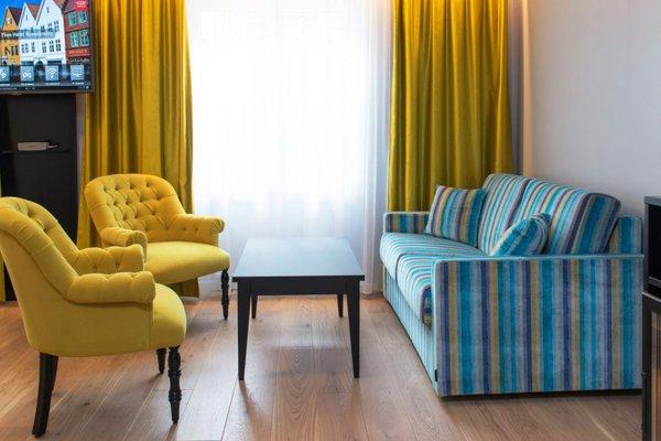 Thon Hotel Rosenkrantz Bergen - фото 4