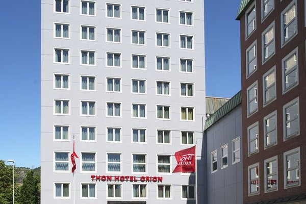 Thon Hotel Bergen Brygge - фото 22