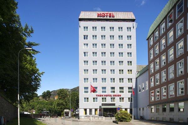 Thon Hotel Bergen Brygge - фото 23