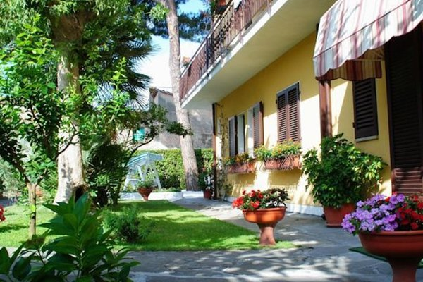 Albergo Villa Lorena - фото 17