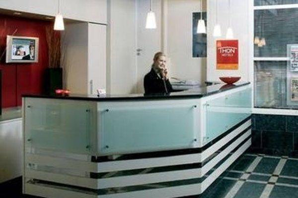 Thon Hotel Cecil - фото 17
