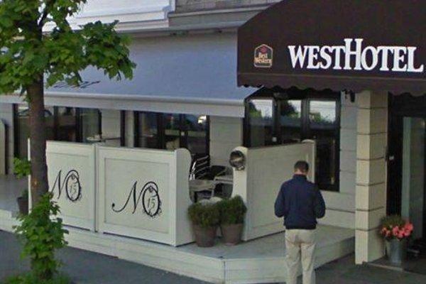 Best Western West Hotel - 11