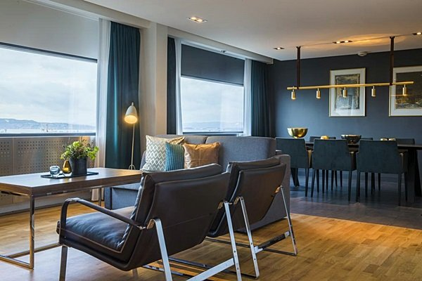 Radisson Blu Scandinavia Hotel, Oslo - фото 16
