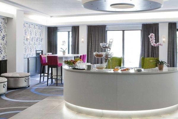 Thon Hotel Linne - фото 16