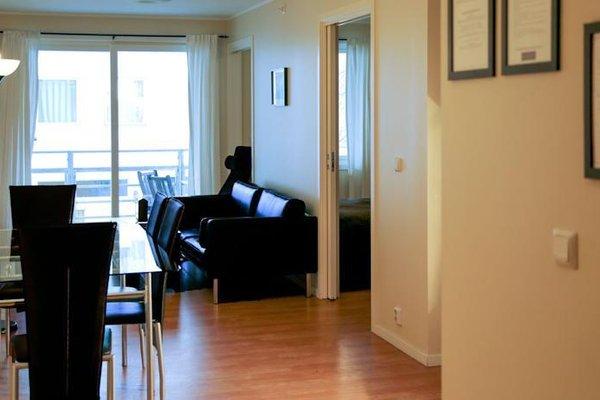 Gruner Apartments - фото 12