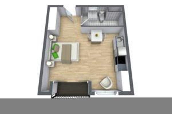 Gruner Apartments - фото 14