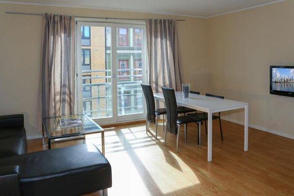 Gruner Apartments - фото 6