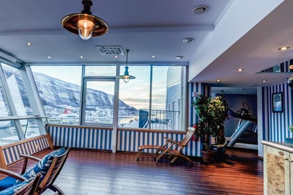 Radisson Blu Hotel Tromso - фото 17