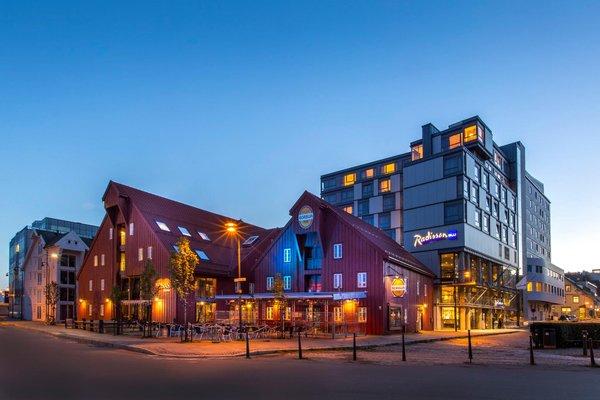 Radisson Blu Hotel Tromso - фото 22