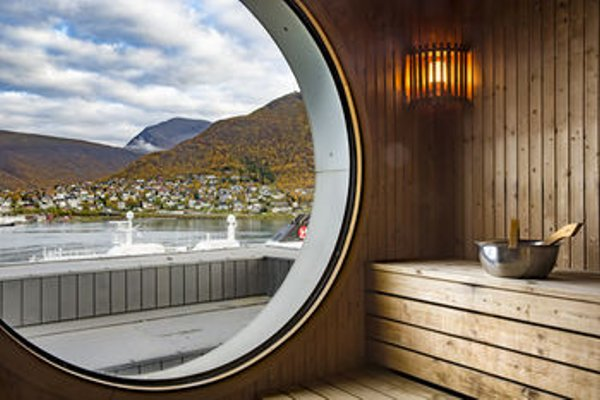 Radisson Blu Hotel Tromso - фото 8