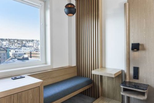 Radisson Blu Hotel Tromso - фото 9