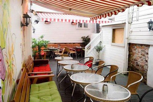 Skansen Hotel - фото 12