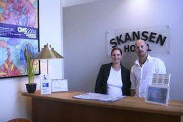Skansen Hotel - фото 16
