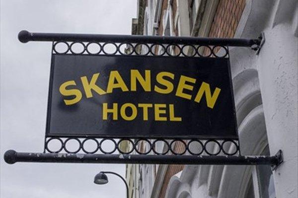 Skansen Hotel - фото 17