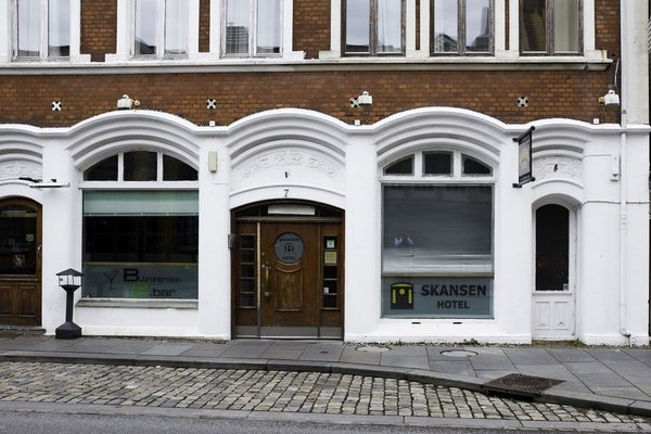 Skansen Hotel - фото 23