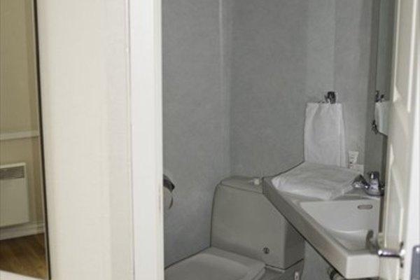 Skansen Hotel - фото 8