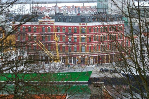 Best Western Plus Victoria Hotel - фото 17