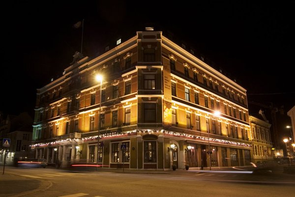 Best Western Plus Victoria Hotel - фото 21