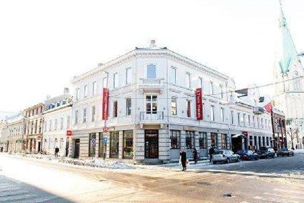Thon Hotel Wergeland - фото 22