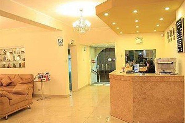 Hotel Ferre Miraflores - фото 14
