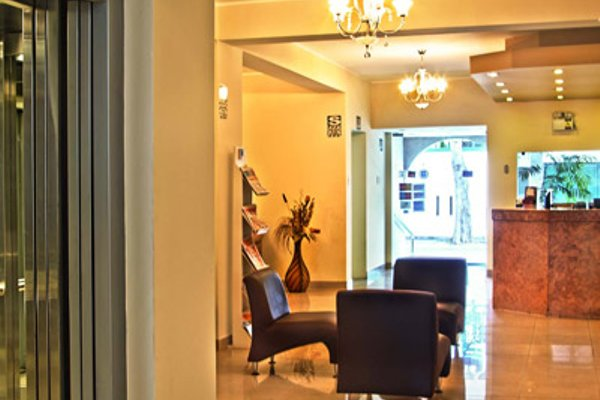 Hotel Ferre Miraflores - фото 15