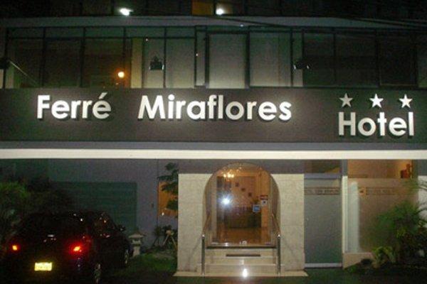 Hotel Ferre Miraflores - фото 21