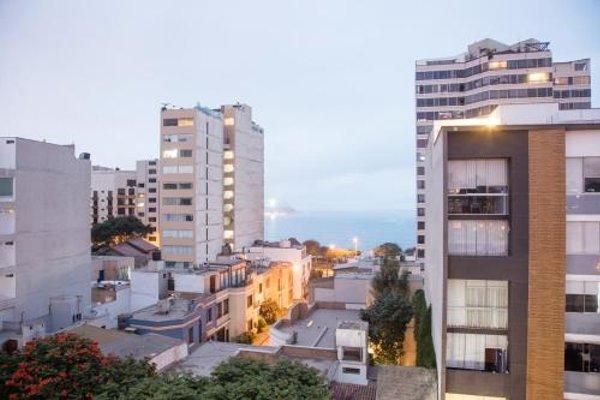 Hotel Ferre Miraflores - фото 23