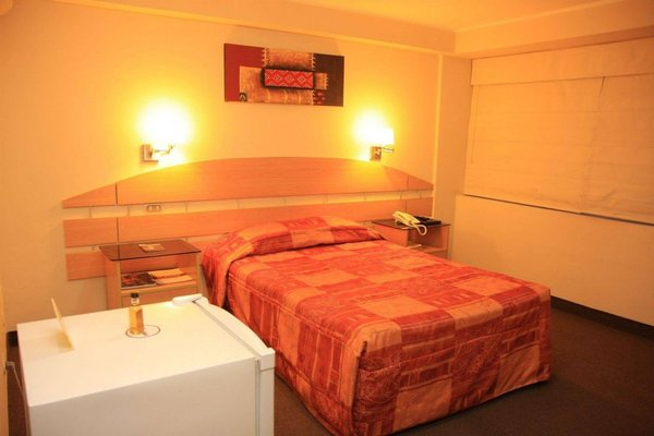 Hotel Ferre Miraflores - фото 3