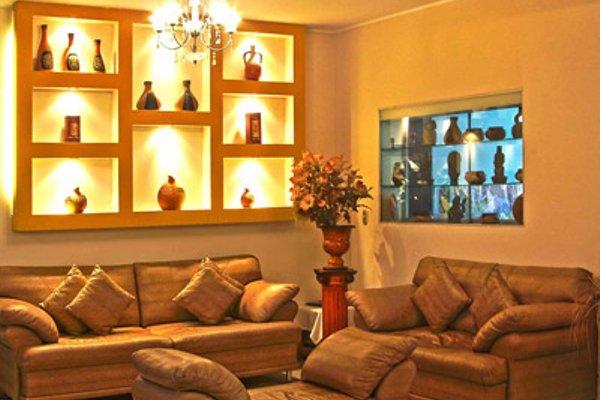 Hotel Ferre Miraflores - фото 7