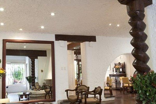 Huaca Wasi Hotel Boutique - фото 13