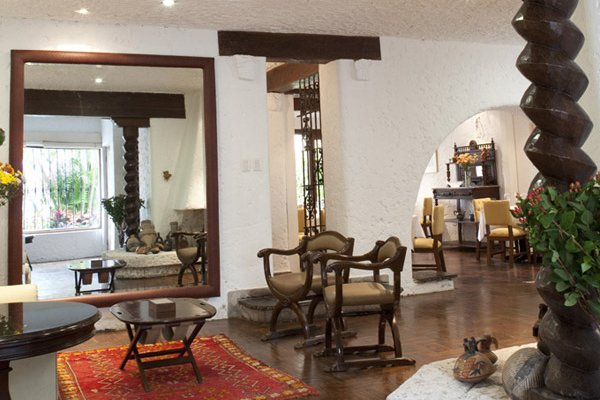 Huaca Wasi Hotel Boutique - фото 14