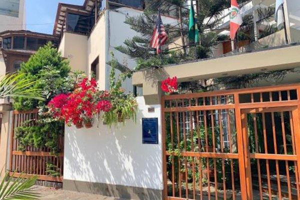 Casa Bella Miraflores - фото 50