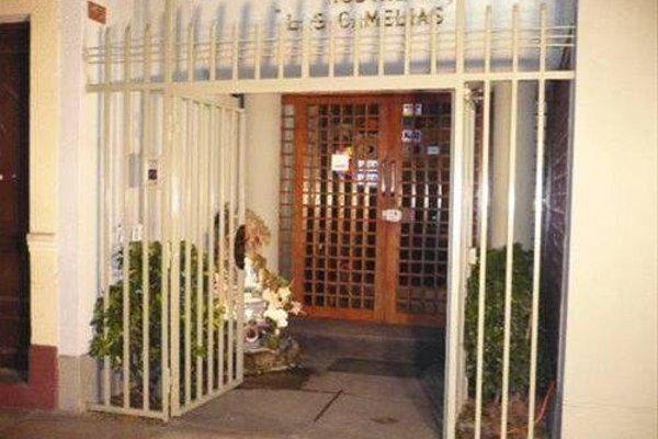 Hostal Las Camelias - фото 13