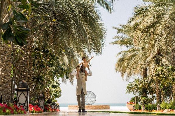 Four Seasons Resort Dubai at Jumeirah Beach - фото 20