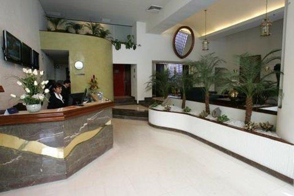 Thunderbird Hotel J.Pardo - фото 13
