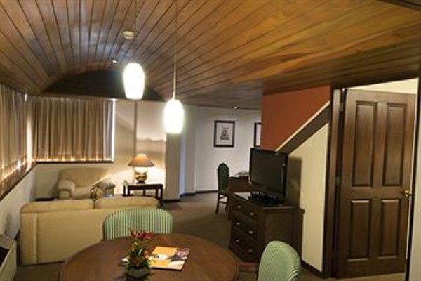 Thunderbird Hotel J.Pardo - фото 14